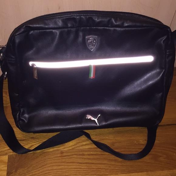 4d0c0be8a8 Puma Ferrari Motorsport Laptop Bag. M_5b45609fc2e9fe9fa058c991